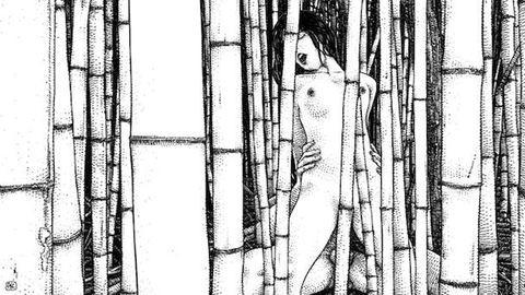 Leszbikus orál, kikötözés: legvadabb fantáziáját rajzolja meg a művész
