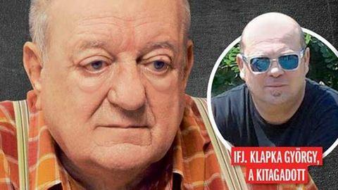 Kitagadott fiának köszönheti a vagyonát Klapka György