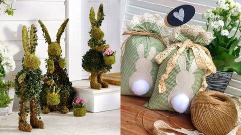 Hangolódj a húsvétra szuper bel- és kültéri dekorációkkal!