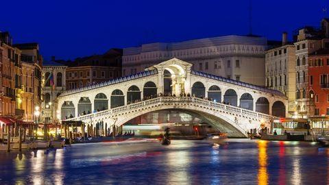 Terrortámadást terveztek a velencei Rialto hídra
