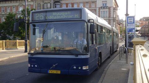 Szerdától nem jár a 26-os busz