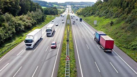 Megsarcolják a külföldieket a német autópályákon