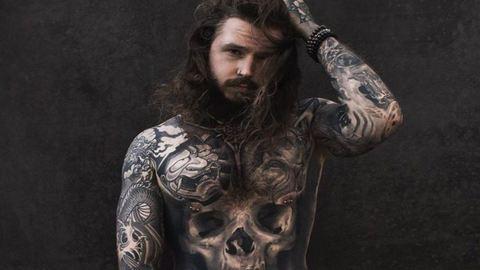 Tetoválásokkal tanulta meg szeretni testét a nagy fogyás után