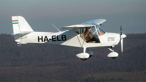 Magyar kisrepülőn kerülik meg a Földet