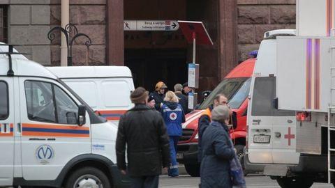 Újabb pokolgépet találtak egy szentpétervári metróállomáson