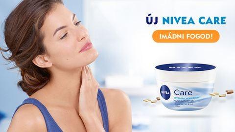 NIVEA Care: A krém, ami elcsábít
