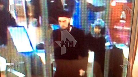 Ez a férfi robbantott a szentpétervári metróban