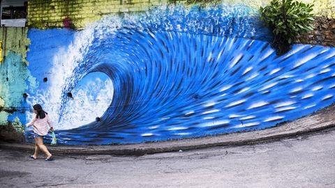 A legszebb 15 street art festmény Rio de Janeiro utcáin