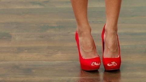 Luxuscipőket akartak hamisítani a debreceni csalók