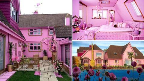 Te is alhatsz a világ legrózsaszínebb házában