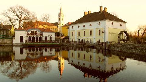 Egy csodálatos kincsesdoboz Magyarországon: hosszú hétvége Tapolcán