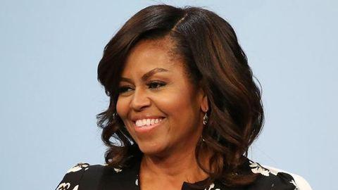 Így néz ki Michelle Obama valódi hajával