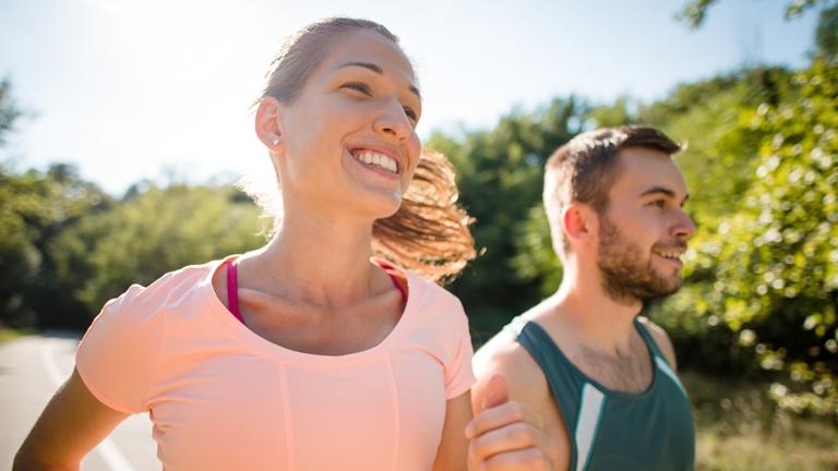 Edzd a lelked futással