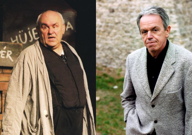 Hofi Géza és Malek Miklós