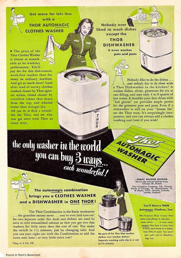 Bizarr és használhatatlan háztartási gépek nagyanyáink korából