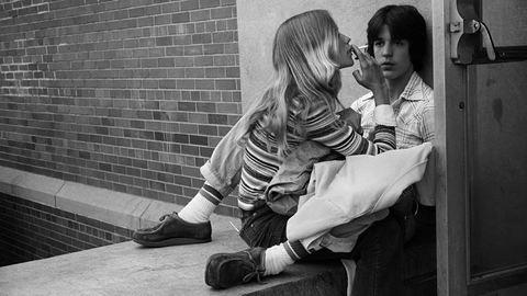 Zseniális fotók: a tinikor 50 éve is ugyanolyan volt, mint ma