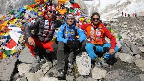 Elérte a Magyar Everest Expedíció az alaptábort