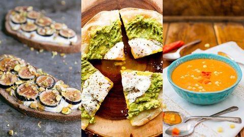 Egészséges reggeli-, ebéd- és vacsorareceptek 12 perc alatt