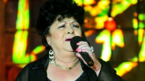 Bangó Margit sírva kezdte műsorát