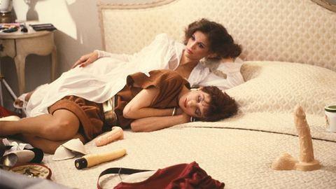 Így készült a pornó a 80-as években – fotók