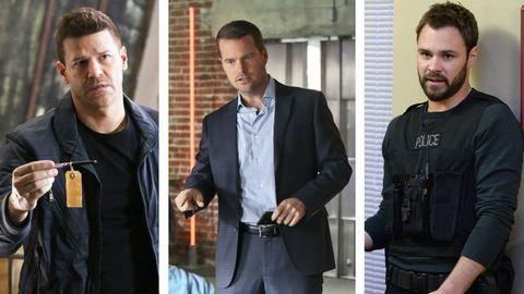 Szavazás – Ki a legvonzóbb zsaru a tévében?