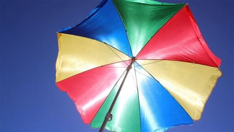 Nyilvános az UV sugárzás előrejelzése