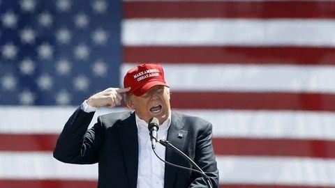Donald Trump sikerei és kudarcai az első 100 napban