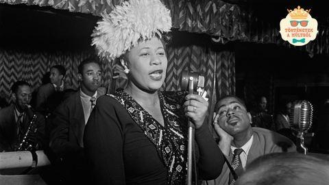 Lábgörcs miatt lett világhírű énekesnő – 100 éve született Ella Fitzgerald
