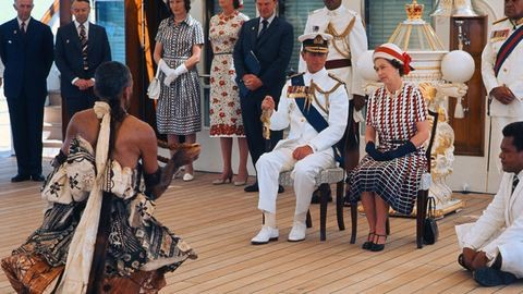 Britannia – az angol királyi család úszó palotája