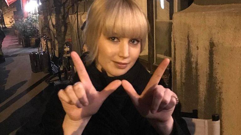 Már csak pár hétig van esélyünk Jennifer Lawrence-szel összefutni Budapesten