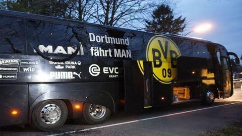 Dortmundi merénylet: őrizetbe vettek egy embert