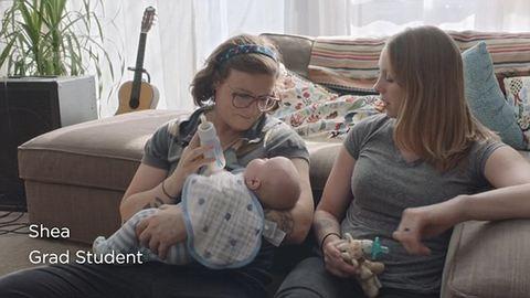 Transznemű anyuka is szerepel a Dove legújabb kampányfilmjében