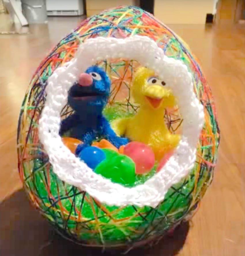 11 kreatív húsvéti kosár, kicsiknek és nagyobbaknak