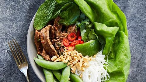Egzotikus Ázsia: thai marha rizstésztával