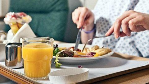 Pucold magad krumpli jár reggelire a szolnoki kórházban – fotó