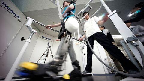 Robotlábbal járhatnak újra a sztrókosok