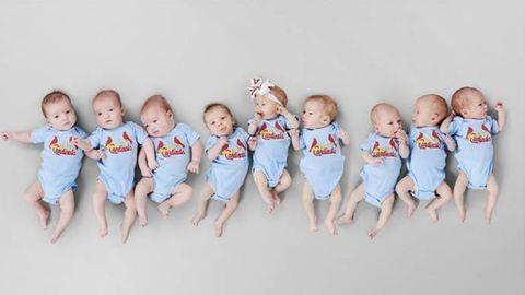 Másfél hónap alatt háromszor születtek hármas ikrek egy orvosnál