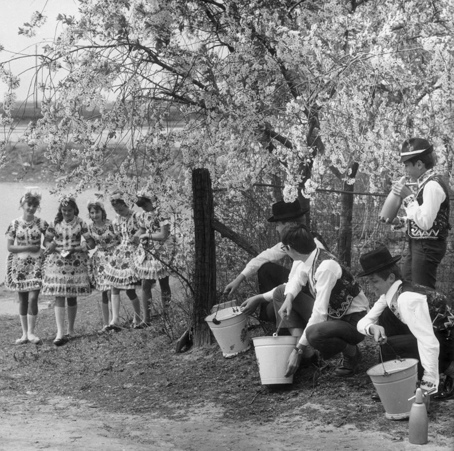Ilyen volt a húsvét nagyszüleink idejében - fotók