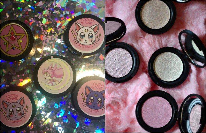 Nosztalgiariadó: megérkeztek a Sailor Moonos sminkcuccok