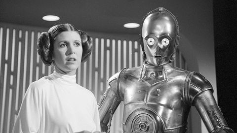 Mégsem tűnik fel Carrie Fisher a Star Wars 9.-ben