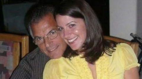 Együtt küzd halálos betegségével apa és lánya