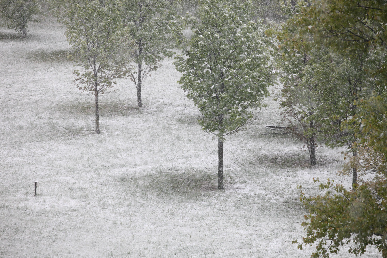Kiderült, meddig tart az áprilisi tél