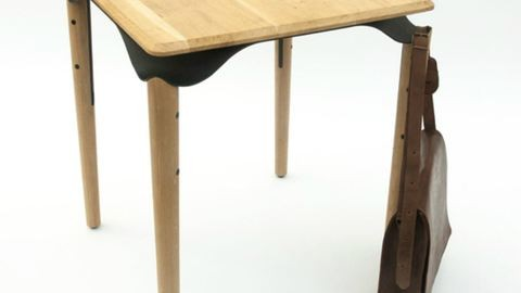 Zseniális ötlet: tegyél akasztót az asztalra