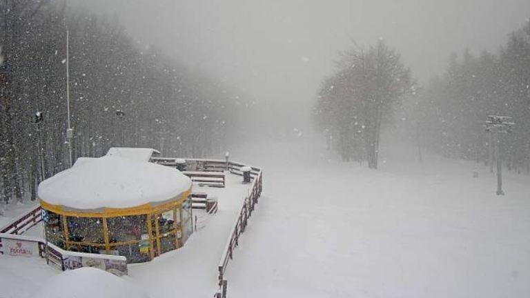 50 centi hó is eshet legmagasabb hegyeinkben