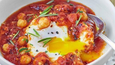 A legegyszerűbb egyszemélyes ebéd, ha nincs kedved főzni: shakshuka a mikróból