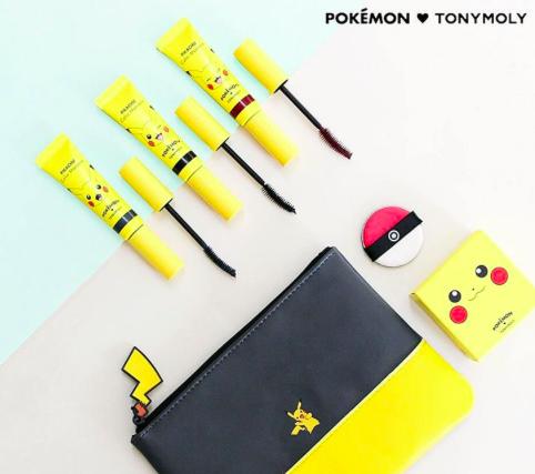 Sminkeld ki magad Pokémonokkal!