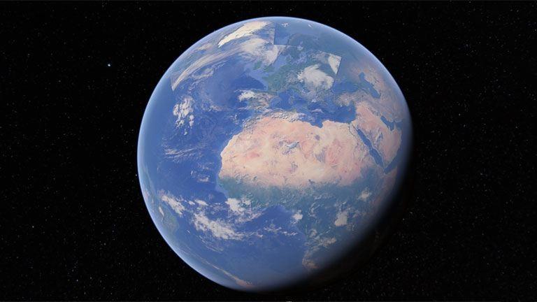 Google Earth: elképesztően jó lett a megújult térkép
