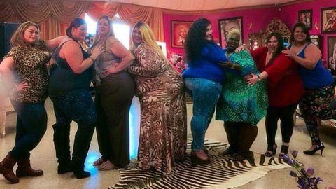 A plus size szépségszalonban minden nő királylánynak érezheti magát