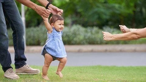 Ne görcsölj annyit azon, hogy milyen mérföldkövet ért el a babád!