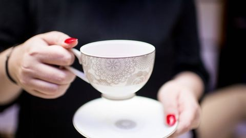 A fogyásban is segít a fehér tea